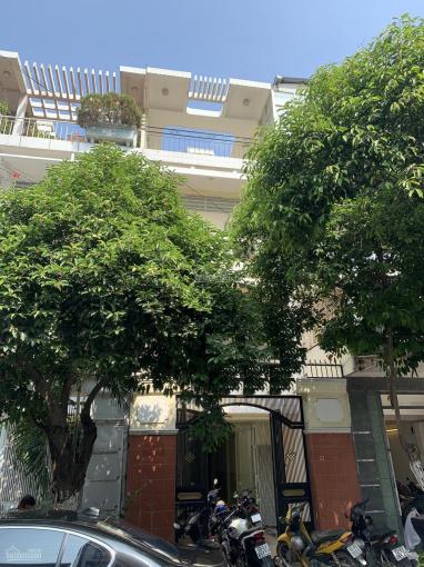 Nhà hẻm kinh doanh D2 4.5x22m, trệt 3 lầu gồm 6 phòng 5WC, nhà mới có máy lạnh các phòng ảnh 0