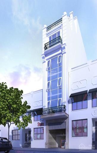 Bán nhà mặt phố Lê Thanh Nghị, Hai Bà Trưng 90m2x5T giá 26 tỷ móng 8 tầng kinh doanh tốt ảnh 0