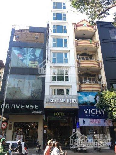 Bán nhà 2 mặt tiền (trước sau) Nguyễn Thiện Thuật, Quận 3. DT: 4m x 16m, 5 lầu, T.M, HĐ 75 tr/th ảnh 0