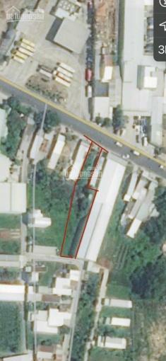Bán đất có nhà vườn mặt tiền đường Nguyễn Văn Linh đối diện cây xăng số 9 cách cầu Bà Bộ 1Km ảnh 0