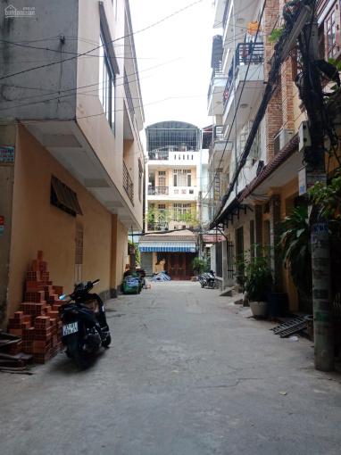 Bán nhà hẻm 3m cách mặt tiền 2 căn Trần Khánh Dư, Q1, 4,5x11m, trệt 2 lầu, TL ảnh 0