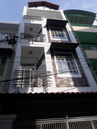 Chính chủ cần bán gấp căn nhà giá 7.9 tỷ (56m2) khu đường sầm uất Hoàng Việt, phường 4, Tân Bình ảnh 0