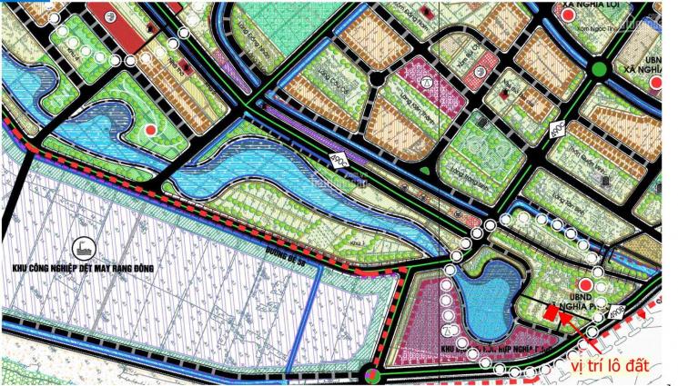Bán 2 lô đất xã Phúc Thắng(Nghĩa Phúc cũ) cạnh trục cao tốc ven biển, nằm trong khu kinh tế Ninh Cơ ảnh 0