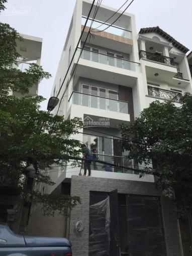 Cho thuê toà nhà đường Phú Thuận, quận 7, Hồ Chí Minh. 7 phòng, 8 WC, nội thất cơ bản, vị trí đẹp ảnh 0