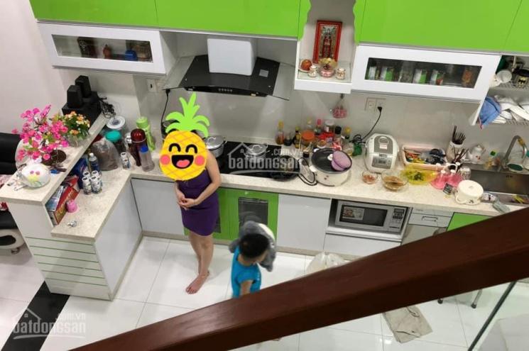 Chính chủ bán nhà đẹp mặt tiền hẻm 308 Huỳnh Tấn Phát, 3WC 3PN, nhà mới xây, Tân Thuận Tây ảnh 0