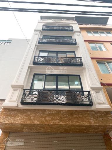 Bán nhà Xuân La, Lạc Long Quân, Tây Hồ 55m2 5 tầng mặt tiền 4m oto đỗ cửa có thang máy 7,3 tỷ ảnh 0