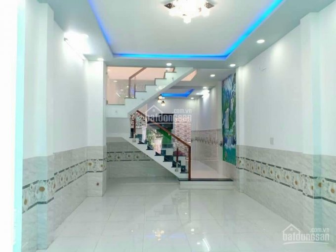 Cho thuê nhà nguyên căn HXT 1 sẹc đường Lê Văn Thọ, gần ngã 4 Quang Trung, P11, Q. Gò Vấp ảnh 0