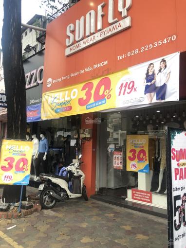 Sang lại cửa hàng quần áo - thời trang mặt tiền Quang Trung, Phường 10, TP. HCM giá sang 45 triệu ảnh 0