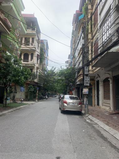 Chính chủ bán nhà phố Hoàng Quốc Việt, Cầu Giấy 175m2, MT 6m lô góc, 3 ô tô, KD 25 tỷ 0979212998 ảnh 0