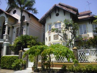 Bán biệt thự Thảo Điền, quận 2 siêu đẹp, DT 13*23m, 3 l; ầu, có sân vườn rộng rãi, mát mẻ ảnh 0