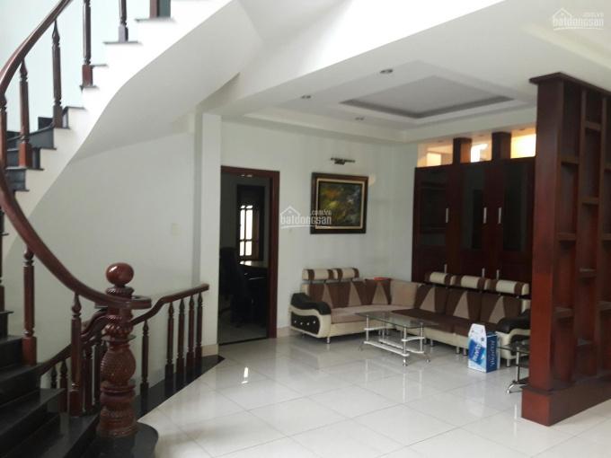 Biệt thự vườn nhà trẻ cho thuê 69 triệu, khu Trung Sơn 24mx19m, 3 lầu, sân vườn rộng ảnh 0