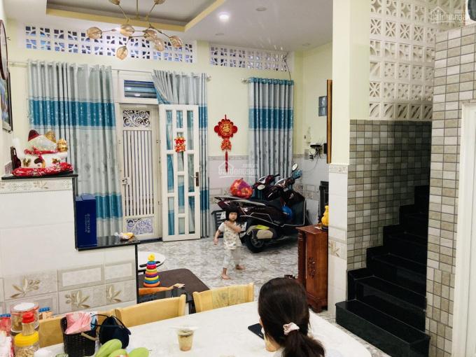 Bán nhà mới đường Số 4, P. An Lạc A, Bình Tân, 5.14 x 7.84m, NH 5.24m 1L ST 2PN, 2WC, giá 5.8 tỷ TL ảnh 0