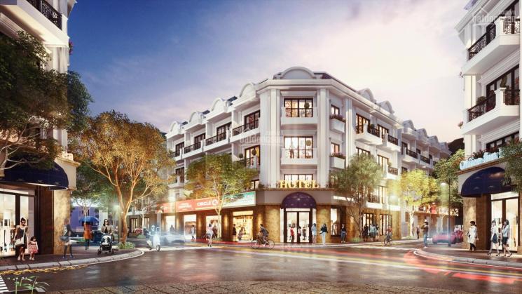 Đất Xanh mở bán nhà phố xây sẵn Galaxy Boulevard - giá chỉ từ 15tr/m2 - ngân hàng hỗ trợ vay 50% ảnh 0