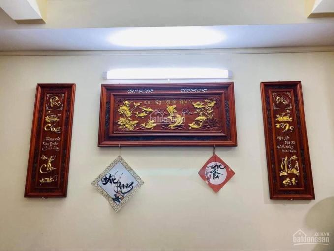 Cho thuê nhà Nguyễn Chí Thanh 35m2 x 5 tầng, thông sàn, nhà mới xây, full đồ 11tr/th ảnh 0
