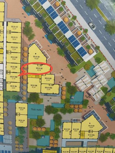 Chính chủ cần bán shophouse khối đế 3 tầng độc lập tòa Sol Forest Ecopark, Văn Giang, Hưng Yên ảnh 0