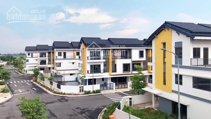 Nhà 3 tầng 90m2 Belhomes Từ Sơn, Bắc Ninh, chỉ 3,x tỷ, sổ hồng chính chủ, LH: 0977786226 ảnh 0
