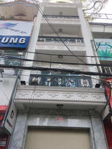 Bán nhà mặt tiền đường Lê Công Kiều, Quận 1. DT: 4x18m, 3 lầu, ST, hiện HD thuê 90tr/th ảnh 0