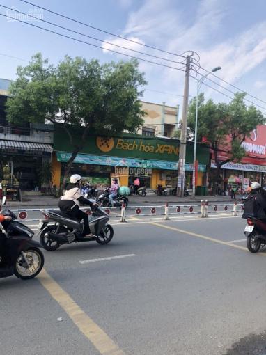Chính chủ cho thuê nhà góc 2 mặt tiền đường Tân Sơn Nhì, quận Tân Phú. 8x16m trệt, 1 lửng, 1 lầu ST ảnh 0