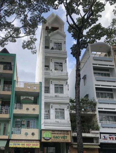 Bán nhà mặt tiền Ngô Gia Tự - đoạn đẹp gần Nguyễn Tri Phương (4x18m nở hậu), giá 33 tỷ ảnh 0