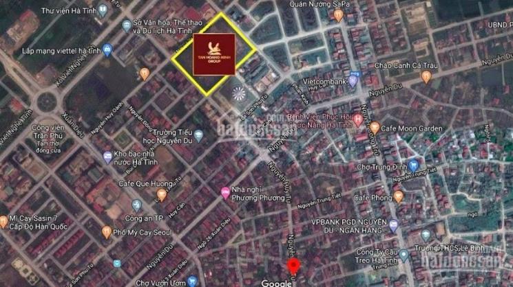 Chính chủ 0981792266, bán nhanh liền kề, 180m2, phố Nguyễn Du, TP. Hà Tĩnh, xây hoàn thiện 4 tầng ảnh 0