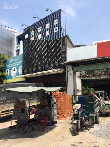 Cần cho thuê nhà MT Điện Biên Phủ Quận Bình Thạnh (6x30m) trệt 2 lầu. Giá 80 triệu/tháng ảnh 0