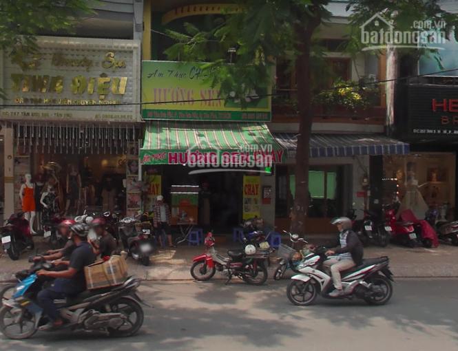 Nhà cho thuê MT đường Tân Sơn Nhì, vị trí mua bán KD sầm uất vỉa hè rộng ảnh 0