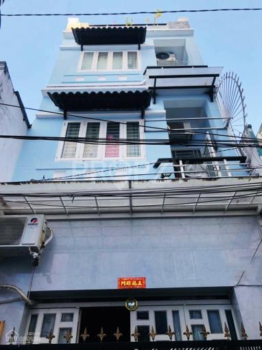 Nhà 3 lầu 702 Hồng Bàng, P1, Q11 (4,2x7m) giá 4,65 tỷ. LH: 0901886271 Tâm ảnh 0