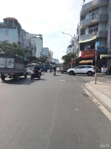 Mặt tiền đường Luỹ Bán Bích Phường Tân Thành Quận Tân Phú, DT: 4x28m nở hậu 4.8m cấp 4, giá 18.5 tỷ ảnh 0