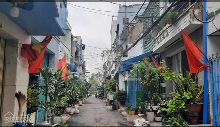 Bán nhà MTNB khu Bình Phú Q6 - 3x10 giá 3.5 tỷ rẻ nhất khu vực ảnh 0