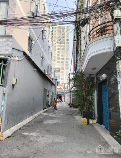 Bán nhà hẻm Tạ Quang Bửu P2 Q8, gần ngã tư đường Âu Dương Lân P2, Q8 ảnh 0