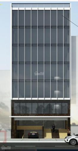 Bán gấp toà nhà Trần Thái Tông 550m2 x 10 tầng, MT 16m, giá chỉ 240 tỷ. LH 0973668857 ảnh 0