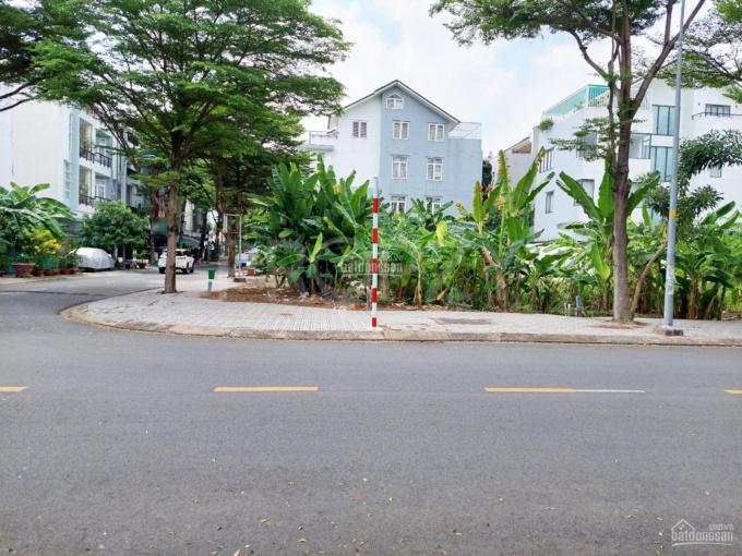 Bán lô góc 2MT đường Nguyễn Đình Thi, khu Gia Hòa Quận 9, giá 85tr/m2, LH: 0901886284 ảnh 0