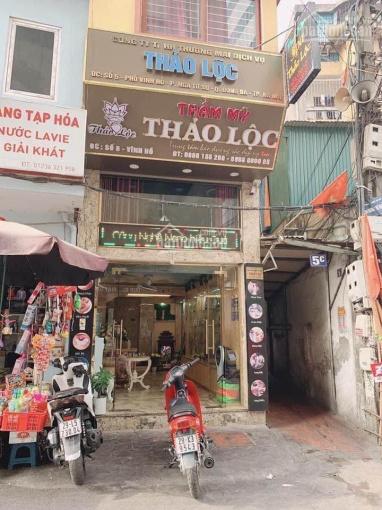 Bán nhà chính chủ phố Vĩnh Hồ - Tây Sơn - Đống Đa 30m2x 7t, mở cửa ra là tiền vào người, 8 tỷ 5 ảnh 0