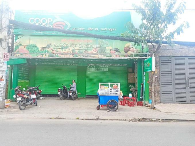 Cần bán nhà góc 2 mặt tiền đường Mai Văn Vĩnh, Quận 7 giá rẻ ảnh 0
