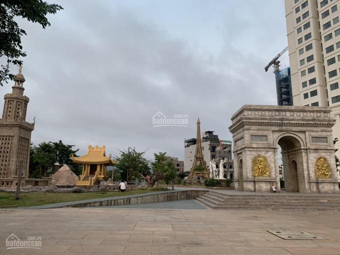 Bán biệt thự có hồ bơi đường Trần Sâm gần khách sạn Golden Bay. Gần cầu Thuận Phước ảnh 0