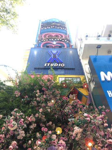 Bán nhà đẹp MT Lê Hồng Phong, Q10, 4x20m, trệt, lửng, 5 lầu ảnh 0