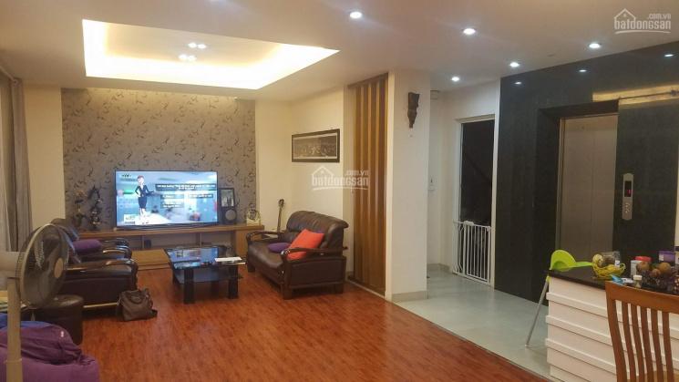 Gara ô tô, KD siêu khủng, tòa nhà phố Vũ Ngọc Phan 99m2, 8T thang máy ảnh 0