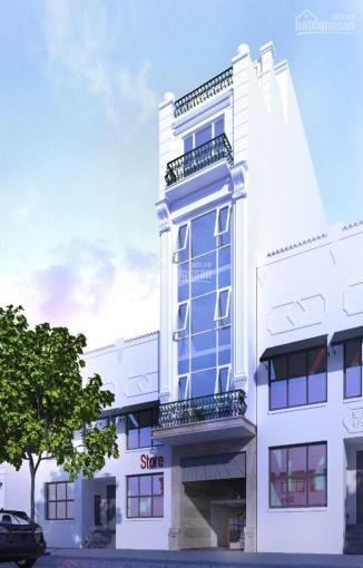 Bán nhà mặt phố Lê Thanh Nghị, Hai Bà Trưng 26 tỷ 90m2 xây 5 tầng móng 8 tầng cực kỳ chắc chắn ảnh 0