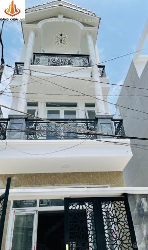 Nhà đẹp 3 lầu, 60m2 Thiết kế hiện đại ngay Trung Tâm Tăng Nhơn Phú A, Q9 ảnh 0