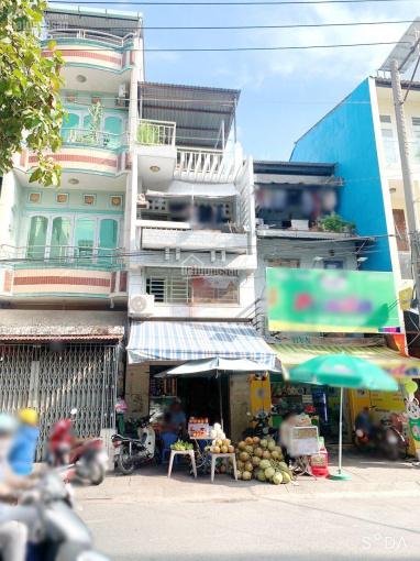 Bán nhà 3.5*14.5m, mặt tiền đường Đặng Chất, phường 2, quận 8 ảnh 0