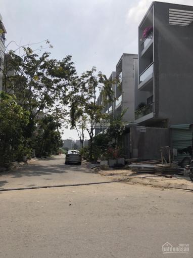 Bán đất biệt thự 10x21m, đường Bình Lợi, P. 13, Quận Bình Thạnh, TPHCM ảnh 0