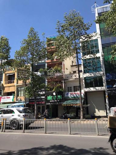 Bán nhà góc 2 mặt tiền đường Trần Tuấn Khải Q. 5, DT: 4.3 x 14m, 3 lầu nhà có sẵn ảnh 0