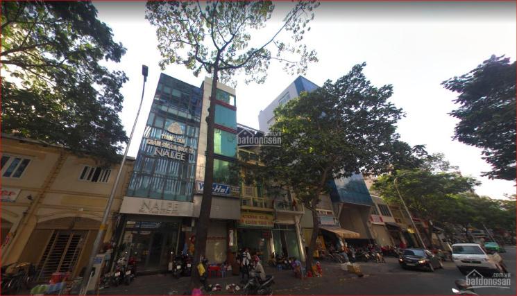 Tin chính chủ bán nhà MT Phó Đức Chính, Quận 1. DT 8x19m, 3L bán 95 tỷ LH Anh Tân 0903936272 ảnh 0
