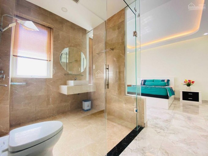Cho thuê nhà phố 6x17m, view hồ bơi, full nội thất mới, hướng ĐN, 0908119226 ảnh 0