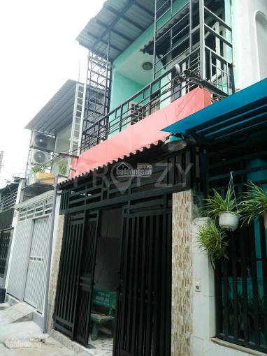 Nhà hẻm xe hơi đường Thạnh Lộc 15, 4x13m xây 1 trệt 1 lầu 3 phòng ngủ. Giá bán 3 tỷ ảnh 0