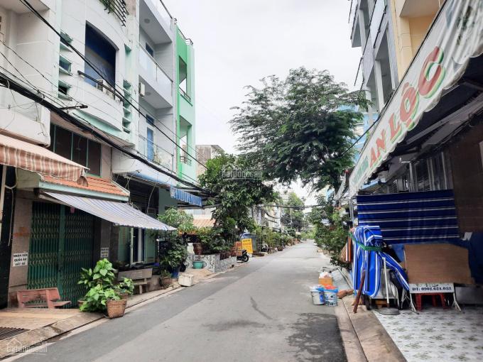 Bán nhà MTNB Bình Phú II, P10, Q6, DT: 3x10m. Giá: 3,5 tỷ ảnh 0