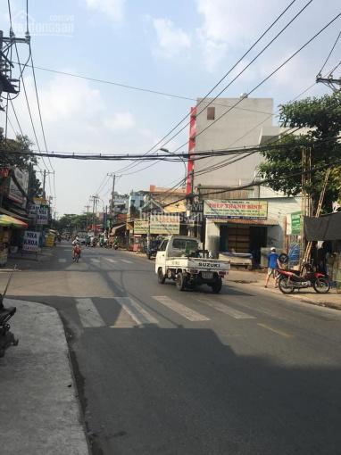 Bán nhà mặt tiền kinh doanh đường Bình Long, 4.2mx29m, giá 10.75 tỷ, P. Phú Thạnh, Q Tân Phú ảnh 0