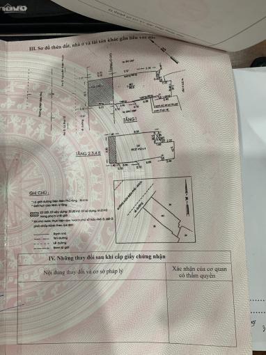 Nhà bán nhà MT Điện Biên Phủ, P4, Quận 3, giá 40 tỷ ảnh 0