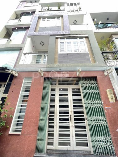 Bán nhà Thích Quảng Đức, P5, Phú Nhuận, 5x10m, 2 lầu sân thượng kiên cố mới cách HXH 15m, 7 tỷ ảnh 0