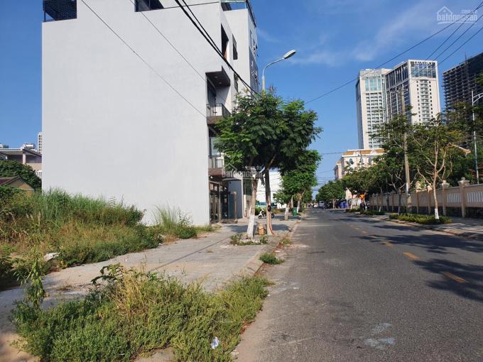 Bán lô đất biển Trần Đình Đàn, gần đường Hồ Nghinh, Hướng Nam ảnh 0